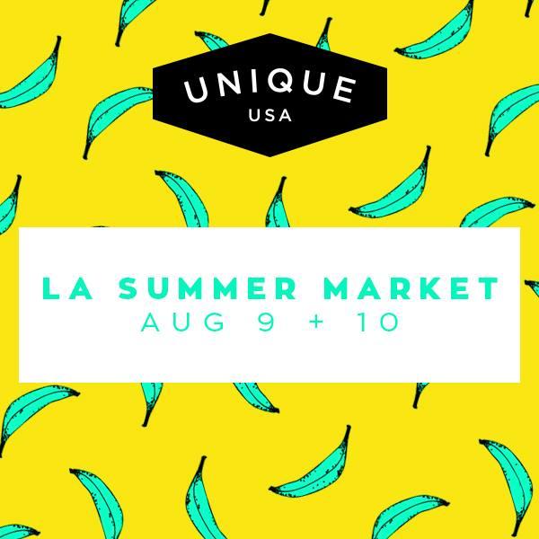 Runyon Canyon Apparel at Unique LA // Unique USA // LA Summer Market