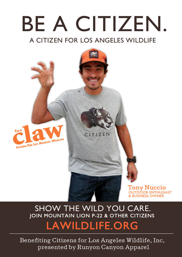 Runyon-Canyon-Apparel-Be-A-Citizen-Campaingn-Citizens-For-Los-Angeles-Wildlife-03-600