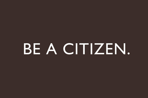Be A Citizen. A Citizen For Los Angeles Wildlife.