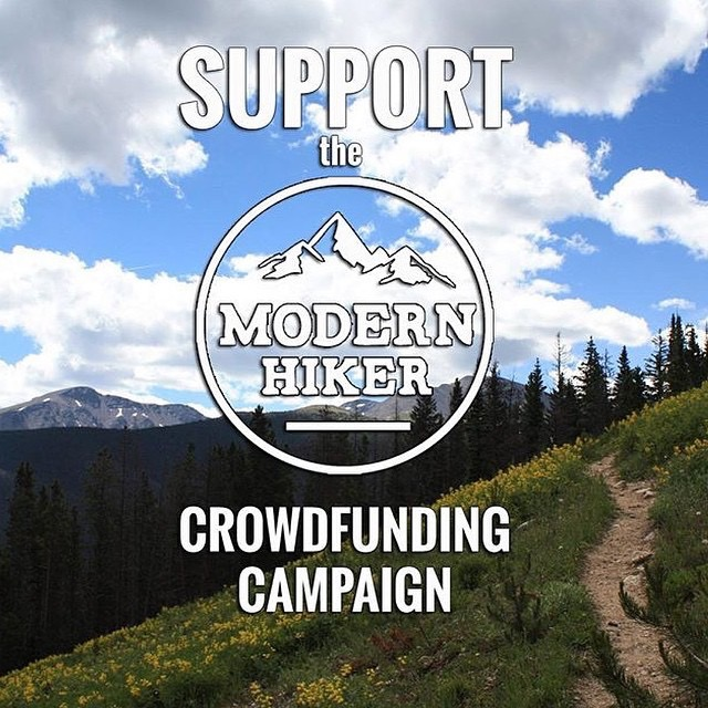 Help our friends at Modern Hiker