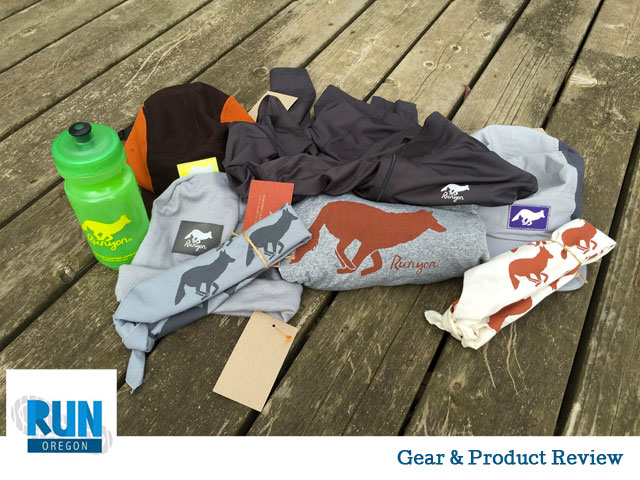 Runyon Gear featured in Run Oregon Blog