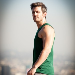 Runyon-Canyon-Apparel-Mens-Forest-Green-Power-Tank-Top-Running-Singlet-Made-In-USA-02-600